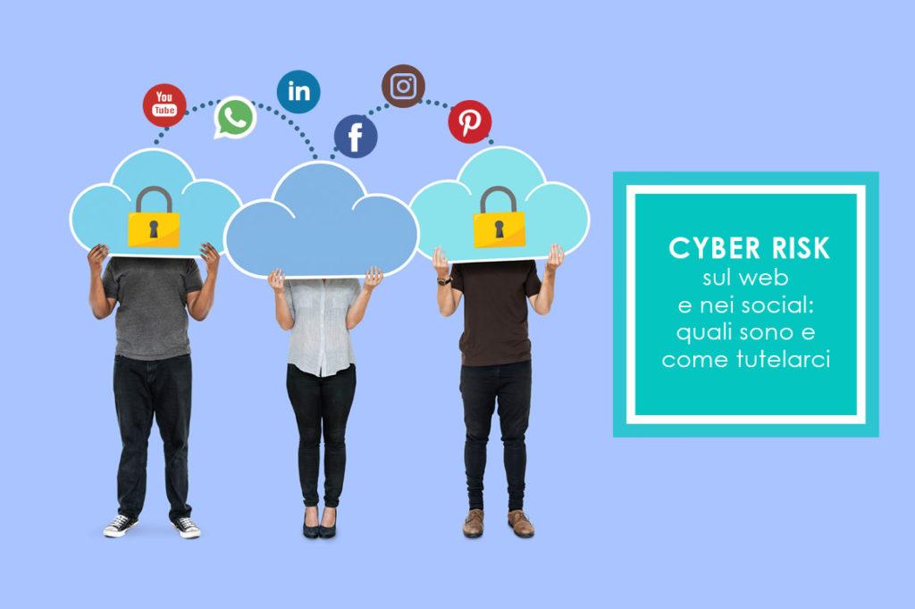 cyber risk social media
