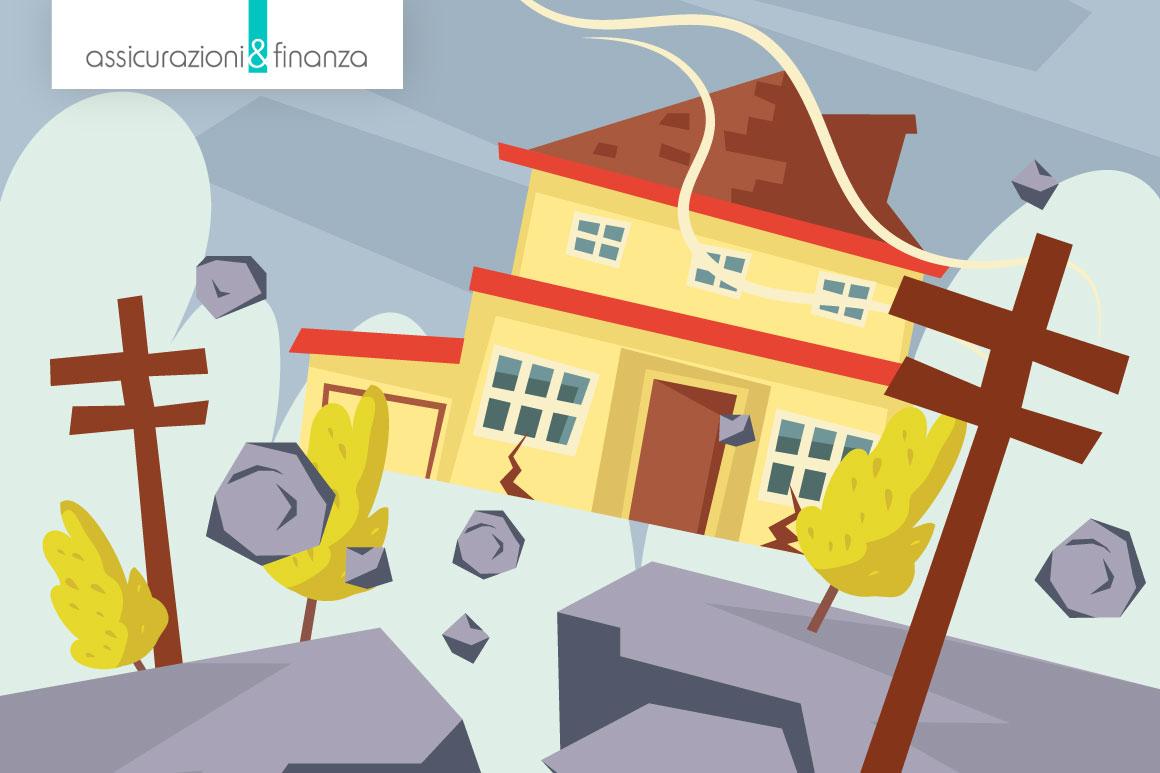 assicurazione casa terremoto